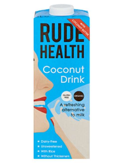 Rude Health Organic Coconut Drink 1L
