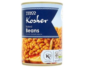TESCO Brand – KLBD Kosher Baked Beans