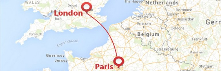 A Tale of Two Cities: Making Kosher Connections in Paris and London