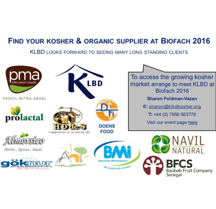 BIOFACH 2016 featured image