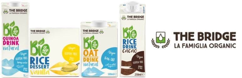 'THE BRIDGE': Excelling in the Dairy-Free Category
