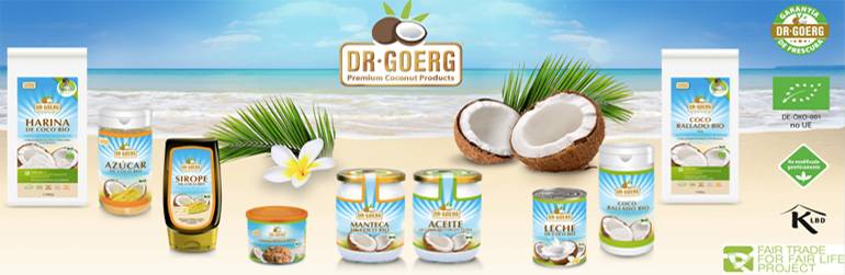 Dr Goerg: All Things Coconut