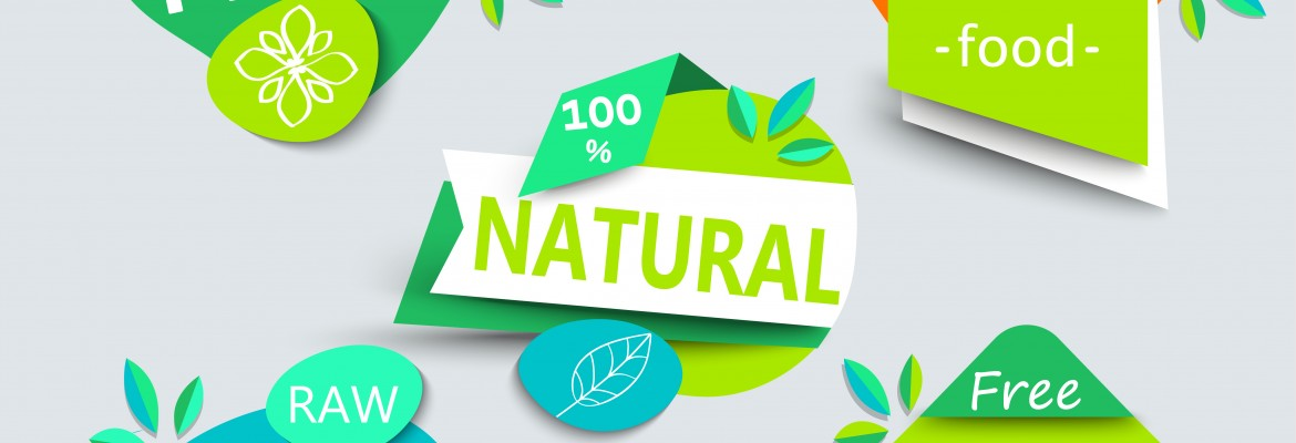 Modern vector set of healthy organic food labels, tags, emblems, logo for meal and drink,cafe, restaurants and organic products packaging.Vector illustrated.