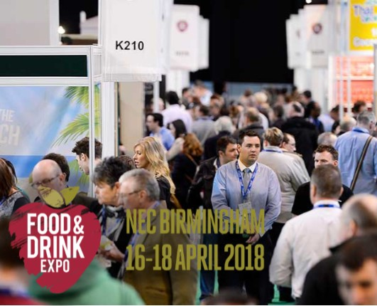 FOOD & DRINK EXPO 2018