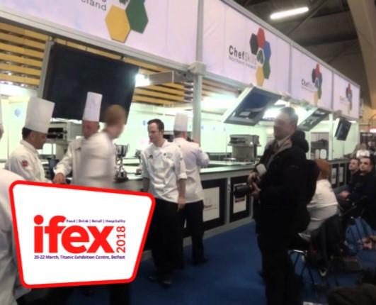 IFEX NORTHERN IRELAND 2018