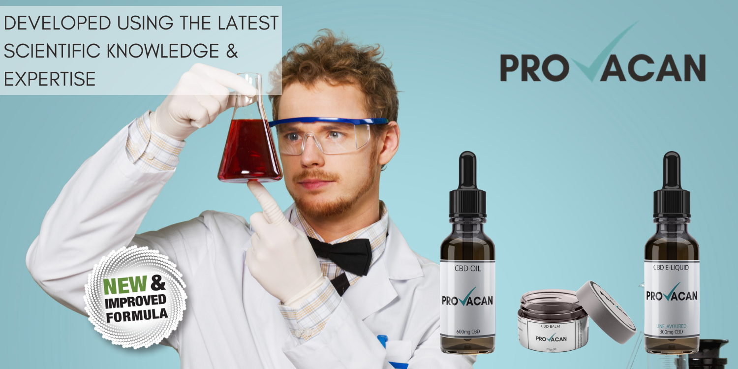 Provacan The First UK Certified Kosher ISRAELI CANNABIS BRAND
