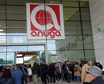 Celebrating 100 Years of Anuga in Cologne