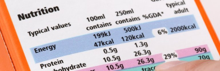 Navigating the Legal Requirements of Food Labelling