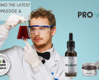 Kosher cannabis comes to the UK with the Provacan range of CBD Oils and Topicals