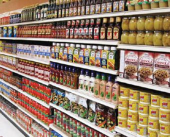 KOSHER Increases  Shelf Space