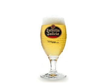 Estrella Galicia is KLBD Kosher Certified.