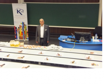 Educating Food Science Students at Wageningen