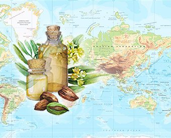 Essential Oils Around the World