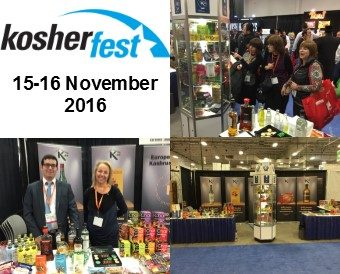 New Products and Tastings at Kosherfest 2016