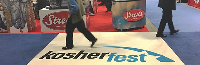 Kosherfest – Opportunities to Export to USA