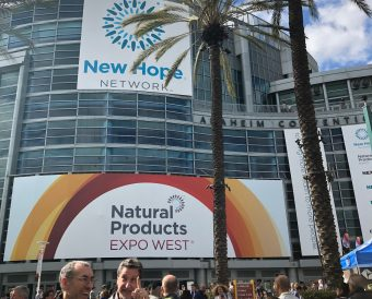 NATURAL PRODUCTS EXPO WEST 2021