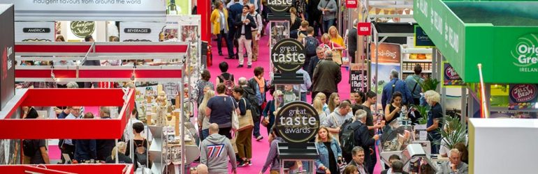 Speciality Fine Food Fair 2019 – 20th Anniversary and Veganomics